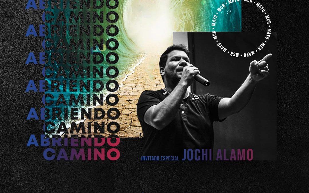 Ministerio Cultura Real: Jochi Alamo esta Noche