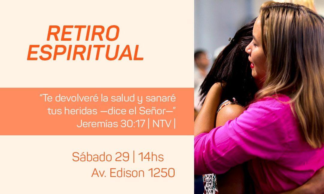 Retiro Espiritual este Sabado