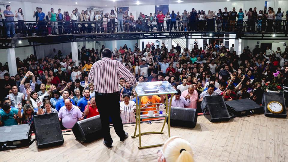 Activación en la Escuela Sobrenatural en Clorinda