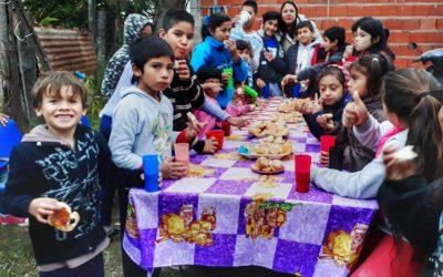Iglesia Internacional Realiza Cumpleaños a Niños en Diferentes Merenderos