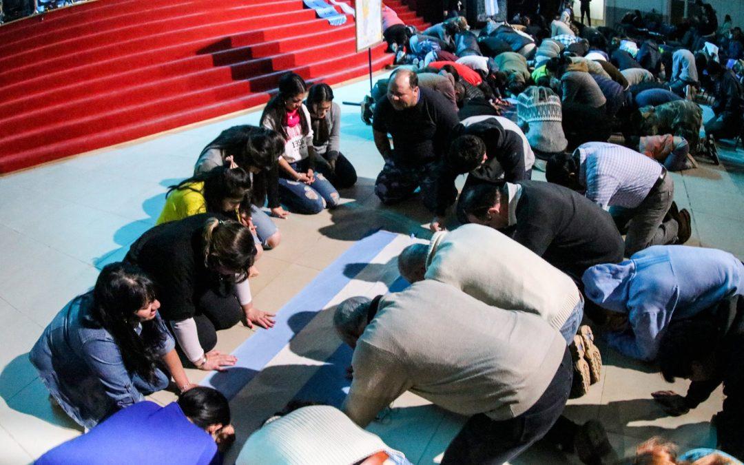 Como Iglesia, nos unimos a la  Vigilia de Oración por Argentina