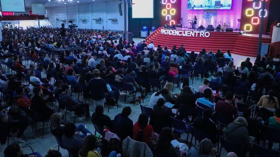 Macroencuentro: 1367 Personas trasformaron sus corazones!