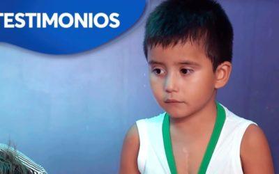Este niño tenia que enfrentar una operación de alto riesgo, oramos por el y ¡Dios hizo un milagro!