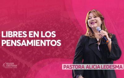 Pastora Alicia Ledesma – Libres en los pensamientos