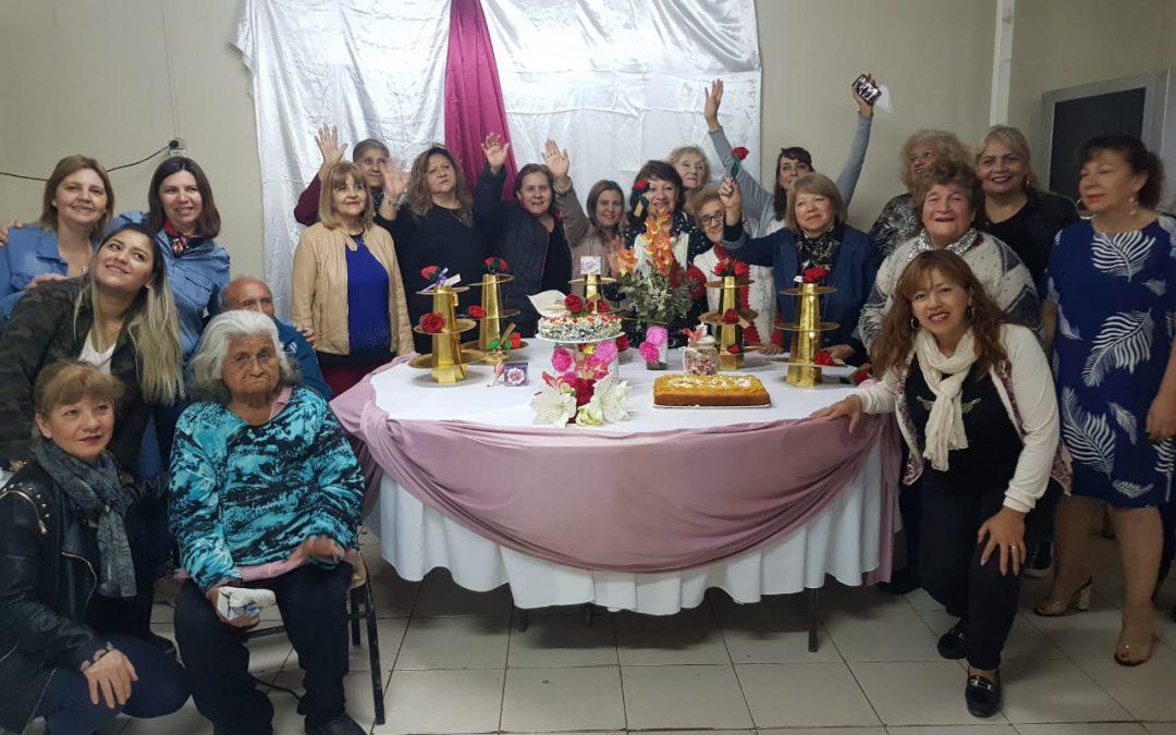 Iglesia Cristiana Internacional asiste a los adultos mayores de Resistencia