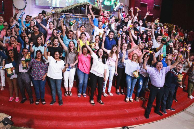Egresaron 7.412 Alumnos de Escuela de Vida durante 2019