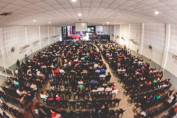 Fiesta de Bienvenida:3.425 Personas Bautizadas en la Iglesia durante 2019