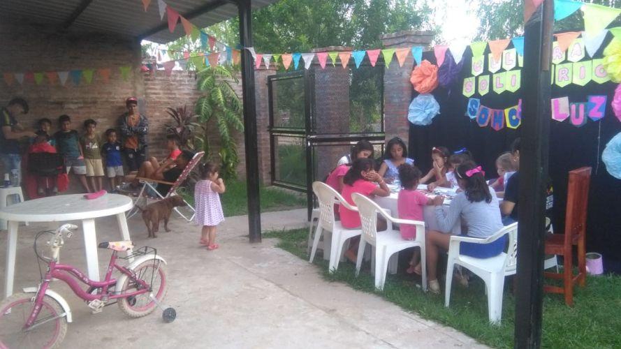 Iglesia Cristiana Internacional continúa con las múltiples actividades benéficas en toda la provincia del Chaco.