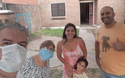 Cuarentena: Cientos de Cristianos miembros de ICI, llevan ayuda a familias que necesitan