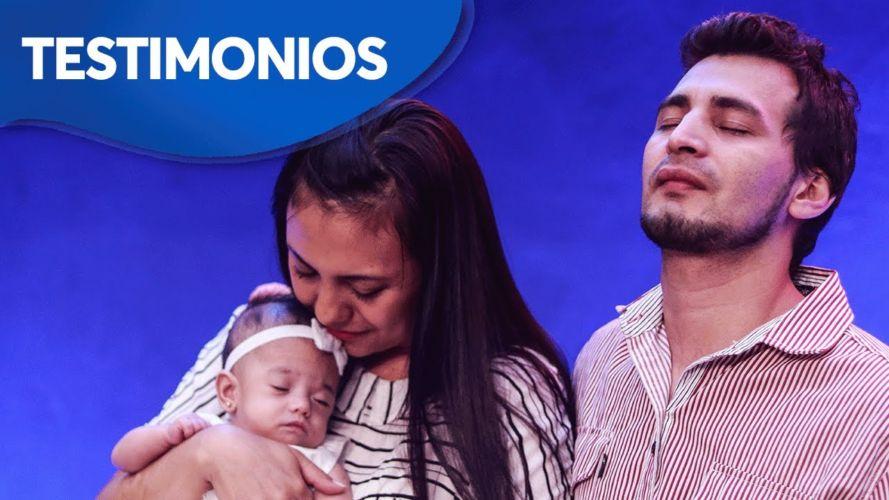 Dios hizo un tremendo milagro en esta bebé