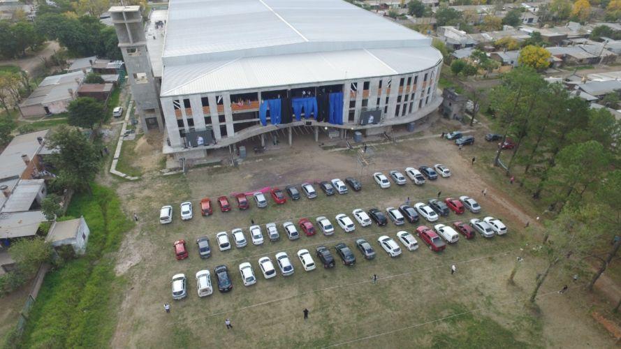 En el día de ayer miércoles 20 de mayo, la iglesia Cristiana Internacional realizo su primer autoculto en el Portal del Cielo