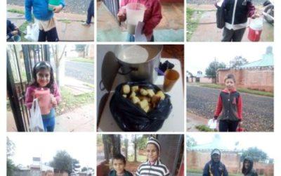 Llegamos a los 100 Merenderos en Chaco, Corrientes y Formosa