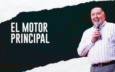 El motor princial