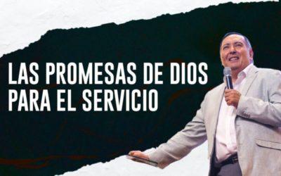 Las promesas de Dios para el servicio