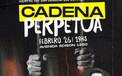 Noche Diferente: Presenta Cadena Perpetua