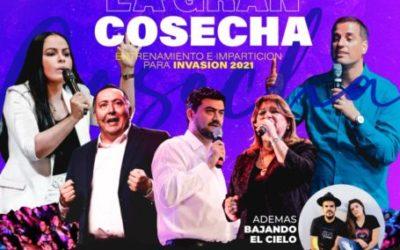 """Este jueves: Congreso Digitalde Invasión """"La Gran Cosecha"""""""