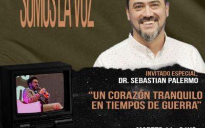 """""""Somos La Voz"""" con el Dr. Sebastián Palermo"""