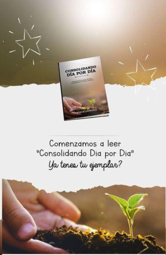 """""""Consolidando Día por Día"""" es un material ideal, para los que quieren ver una buena cosecha"""